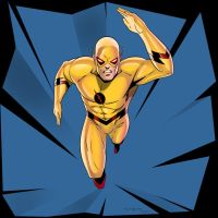The Reverse Flash by arunion