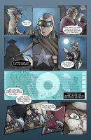 The Last Sheriff Issue 1 Pg7 by RecklessHero
