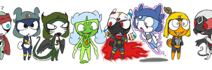 Little guys by 8-Xenon-8