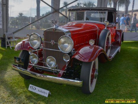 1931 Cadillac 452A All-Weather Phaeton March, 2017 by ENT2PRI9SE