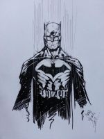 Batman sketch by Csyeung