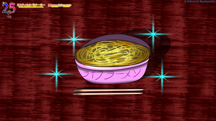 Mystical Monarchy - Life Ramen by BlueMario1016