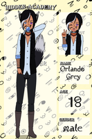 | Orlando Grey | by zZLazyWolfZz
