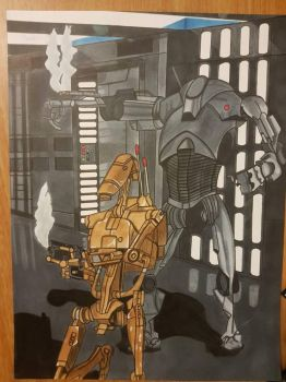 Star wars droids finished version by yorkshirepudding1990