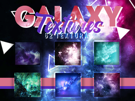 GALAXY TEXTURES by SabDesings