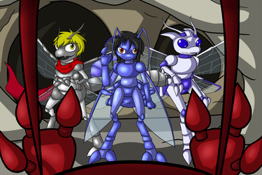Welcome to the Hive! (Ant TF of Viewer) by Ryusuta