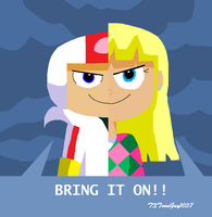 Kick Buttowski - Kindall - Bring It On by TXToonGuy1037