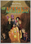 Infinity War Poster by TwilightHomunculus