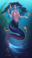Mermaid #2 by roscheri