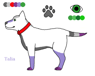 Talia by Drawer-of-Animals