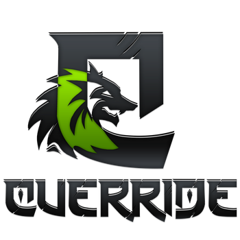 Final Version - OverriDe logo by Rhuvia