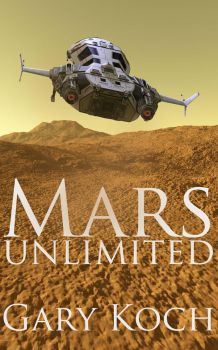 Mars Unlimited by PattyJansen