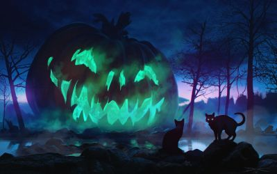 Giant Pumpkin by arcipello