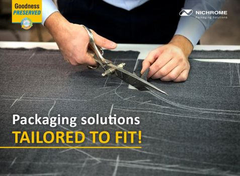 Packaging Solutions Tailored To Fit by nichromeindia