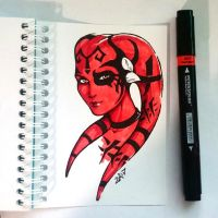 Instaart - Darth Talon by Candra