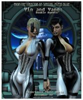 Yin and Yang: Double Agents by subvirgins