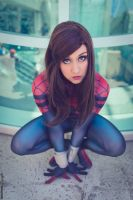 I am Spider Girl by NovemberCosplay