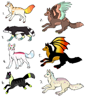 Wolf Adopts (OPEN) by 1-800-ADOPT