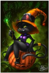 Happy Friday13th Halloween by 14-bis
