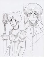 Pride and Prejudice by sadieB798
