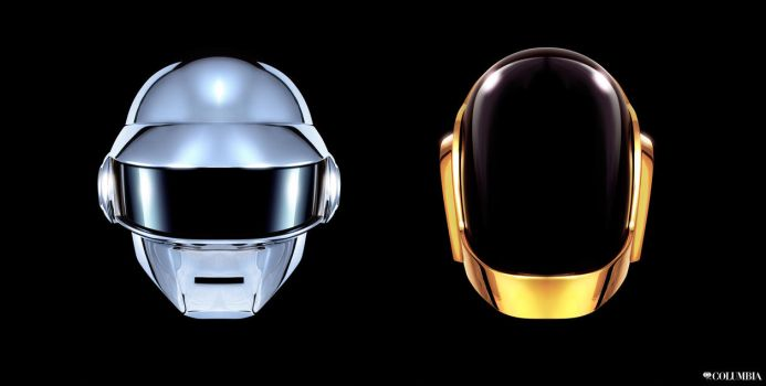 Daft Punk 2013 by nouam