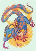 Gecko by StoicSquid