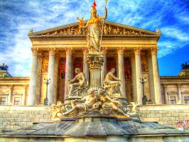 Vienna HDR by Smog84