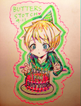 BUTTERS' BIRTHDAY 2018! by sixuri