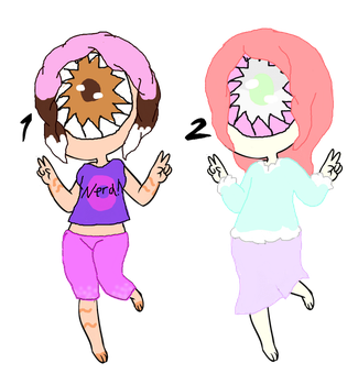 open tootheye adoptables(auction) by insanetmntlvradopts
