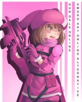 Llenn by D-Faction