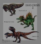 Dino Crisis 3_2 by Ristorr