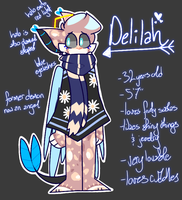 Delilah by Luciity