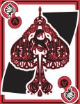 Ace of Spades by phantomonex