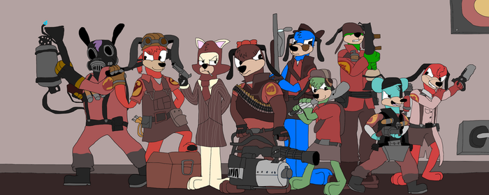 ML54321's TF2 (Version 3) by Jeremy-the-Blockhead
