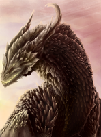 Dragon of the Day by TheSameAsOther