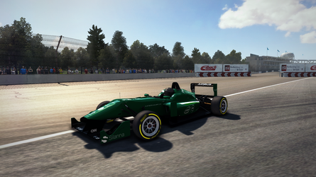 Caterham F1 Team Livery for Dallara F312 by NG-yopyop
