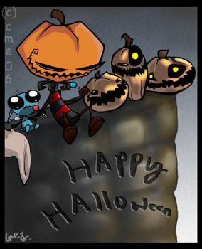 Happy Halloween 06 by cme