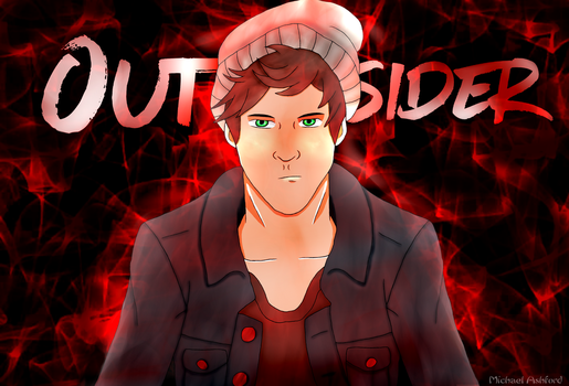 The Conspiracy - The Outsider by MlkeyChan