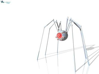 spider by equilibrium3e