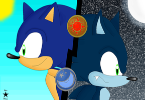 Sonic Unleashed by Star-Shiner