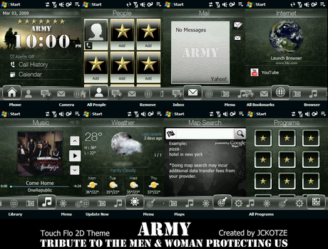 ARMY Theme by CAY720325