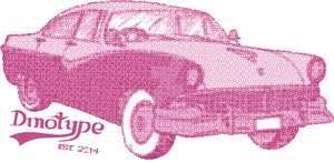 Pink Cadillac by AnDRAW-Design