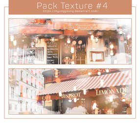 [171119] PACK TEXTURE #4 by MyungYoung