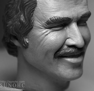 Burt Reynolds Smokey Bandit 3 by sunohc