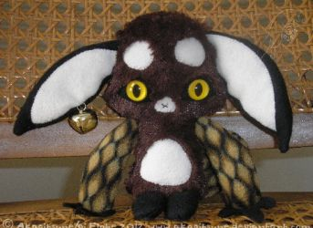 Gremyl - Small Forest Monster by Akagitsune