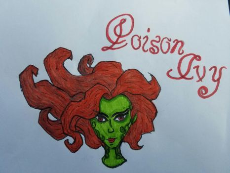 {Poison Ivy} by GhostMaster12345