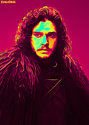 Lord Snow by konchinse