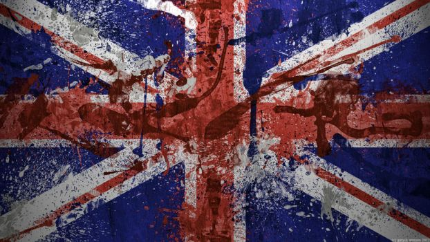 Union Jack Wallpaper by GaryckArntzen