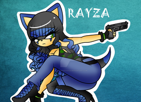 Rayza Warrior by NanaMariana22