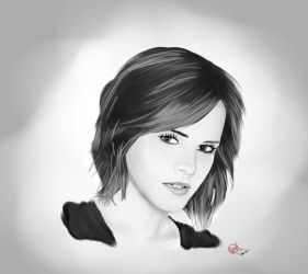 Lovely Emma by TheAFN